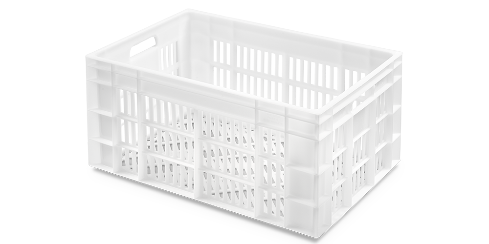 Perforated Container