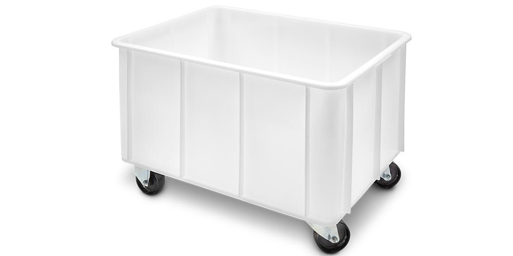 Maintenance Crate with wheels