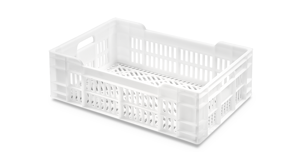 Euro Stackable Perforated Container
