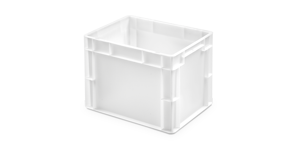 Euro Stackable Solid Container