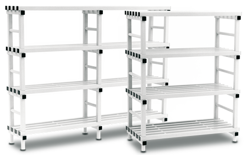estanteras modulares 4 - Estanterias Modulares