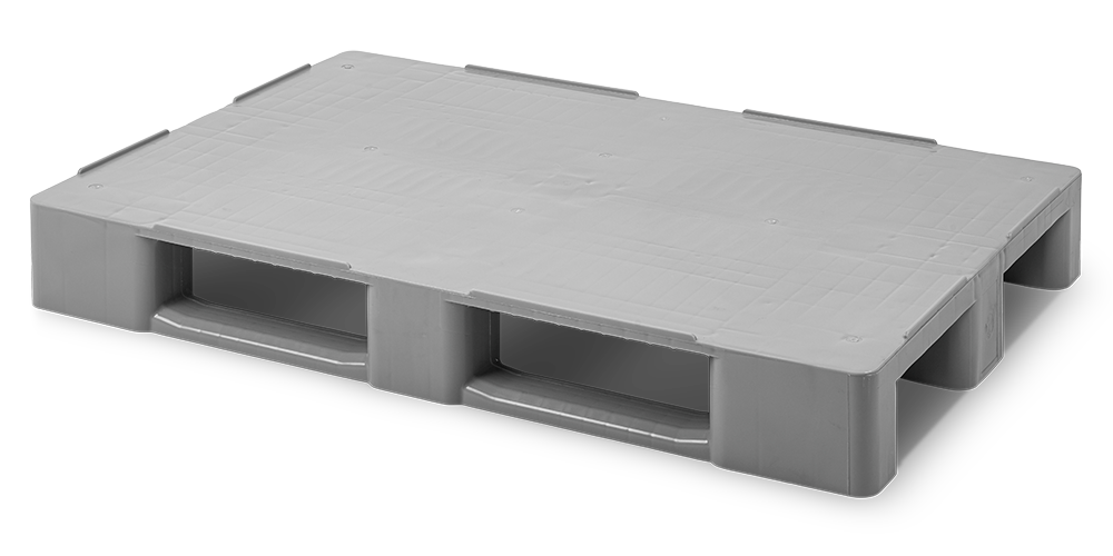 Pallet C1C with 3 Internal Metal Reinforcements