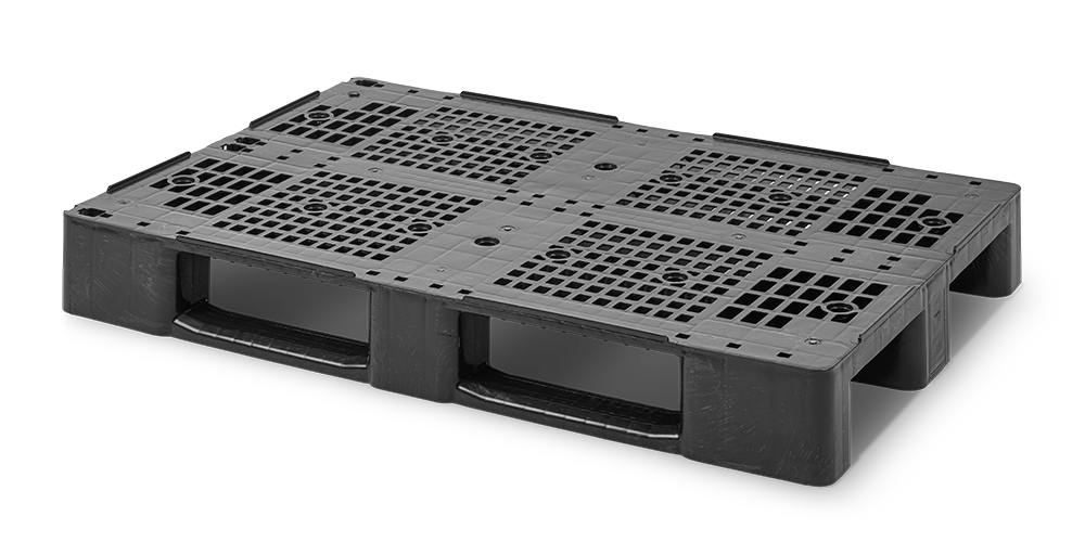 Pallet ECO C1 with 3 Internal Metal Reinforcements